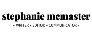 stephanie mcmaster writer